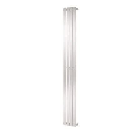 1800mm x 310mm White Wall Hung Towel Rail - Merlo Range