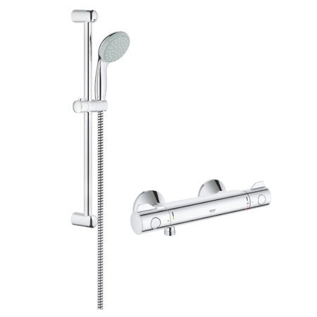 Grohe Grohtherm 800 Thermostatic Bar Shower Mixer