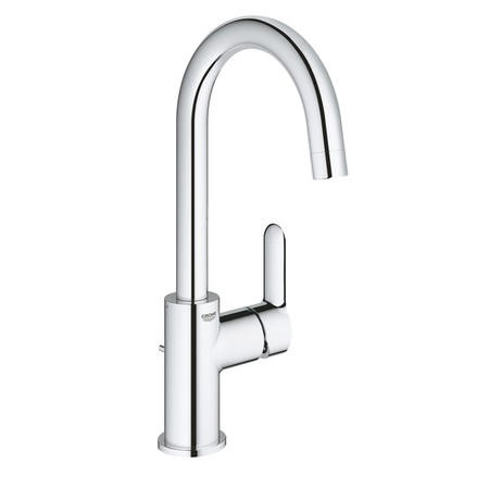 Grohe BauEdge Single Lever Basin Mixer Tap