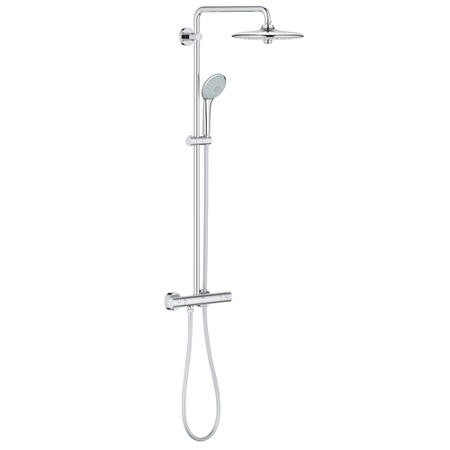 Grohe Euphoria 260 Thermostatic Shower System - 27296002