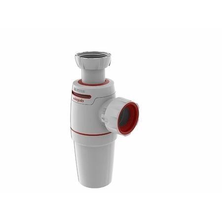 Wirquin Neo Air 1.25 Zero Leak Bottle Trap - Better Bathrooms