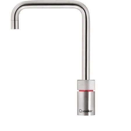 Quooker 3NSCHR PRO3 Nordic Square Chrome - Boiling Water Tap Only