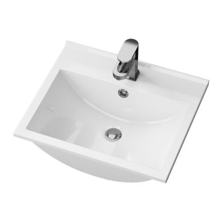 Moderno Polymarble Thin Edge Vanity Unit Sink - 500mm Wide