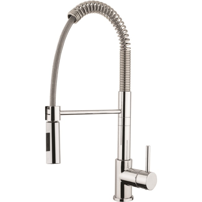 Blanco Chrome Single Lever Kitchen Tap - Blancoellipse