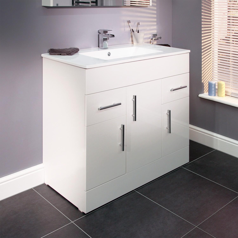 900mm Bathroom Cupboards - Evangelinterior