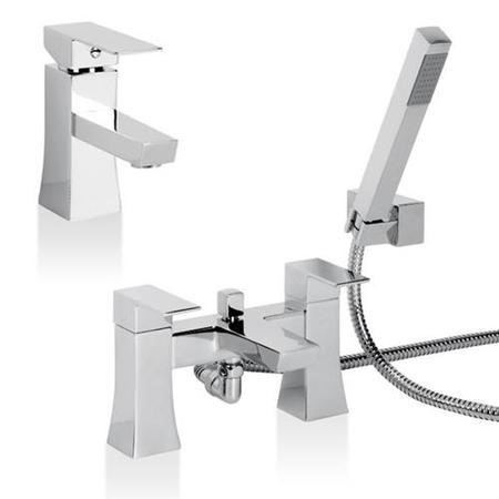 Ponte Bath Shower Mixer Pack
