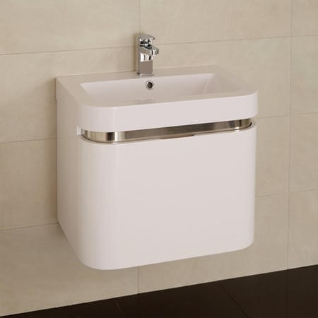 Murcia 500mm Wall Mounted Vanity Drawer Unit