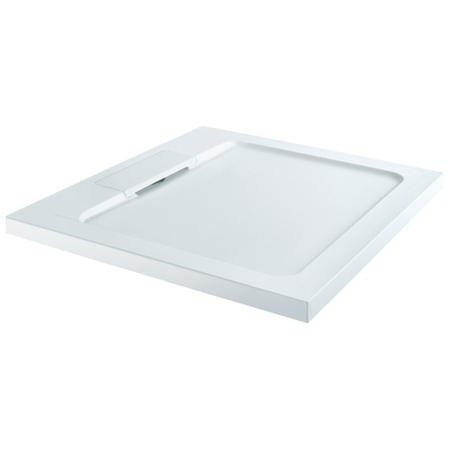 Elusive 800 x 800 Square Shower Tray