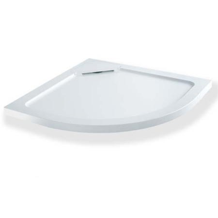 Elusive 800 x 800 Quadrant Shower Tray with Waste