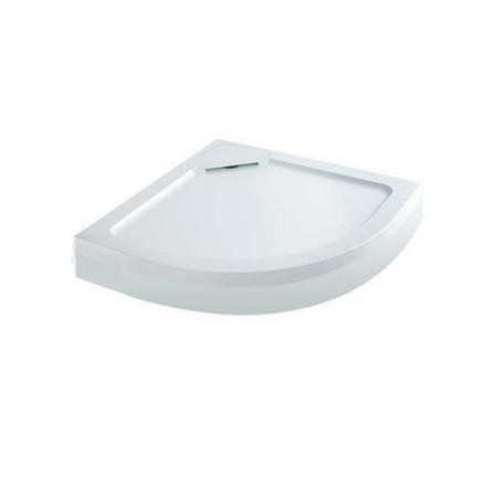 Elusive Easiplumb 800 x 800 Quadrant Shower Tray with Waste