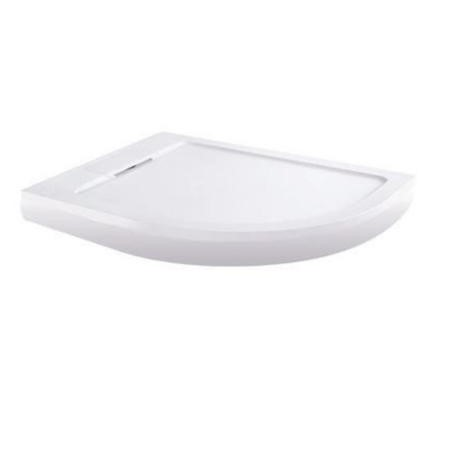 Elusive Easiplumb 1200 x 900 Right Hand Offset Quadrant Shower Tray with Waste