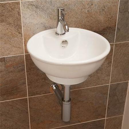 Venetia Micro Wall Hung Basin Better Bathrooms