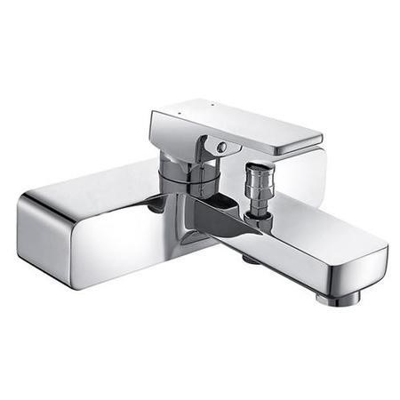 Serrato Premium Wall Mounted Bath Shower Mixer Only