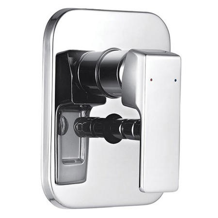 Serrato Premium Concealed Dual Control Shower Mixer Only