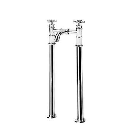 Glenham Traditional Deluxe Bath Filler with Standpipes