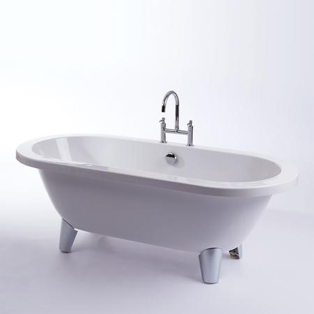 Eclipse 1700 x 800 Double Ended Bath