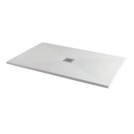 Silhouette 800 x 1400 Ultra Low Profile Tray with Waste