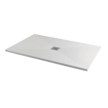 Silhouette 800 x 1600 Ultra Low Profile Tray with Waste