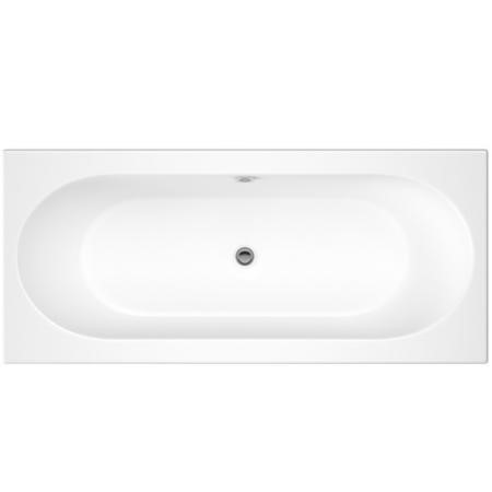 Otley Double Ended Round Bath - 1800 x 800mm