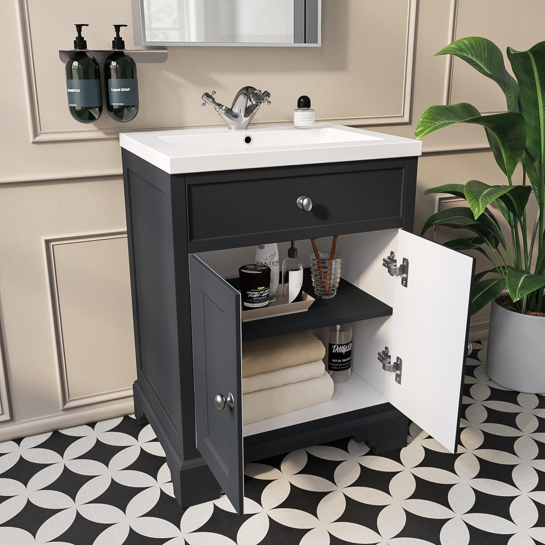Traditional Style Bathroom Vanity Units Image Of Bathroom And Closet