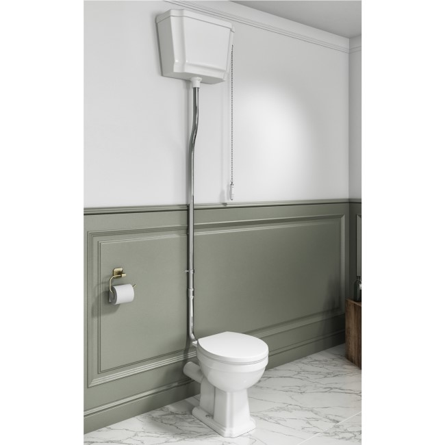 Park Royal  High  Level WC and Soft Close Seat