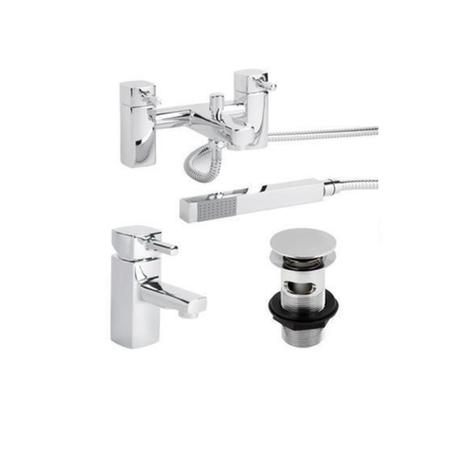 Form Tap Pack with Basin Waste