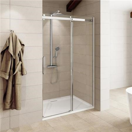 Aquafloe Elite ll 8mm 1200 Frameless Sliding Door