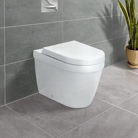 Aurora Back To Wall Toilet & Soft Close Seat