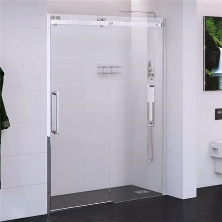 1400 Trinity Premium 10mm Left Hand Sliding Shower Door