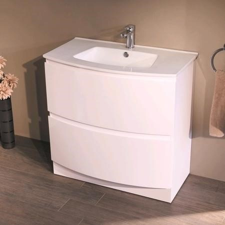 Voss 810 Floor Mounted Vanity Drawer Basin Unit