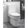 Arc Close Coupled Toilet & Seat