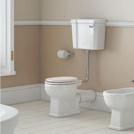 Park Royal Low Level Toilet with Cistern and Flush kit