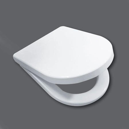 GRADE A1 - Carina Deluxe Heavyweight Soft Close Toilet Seat