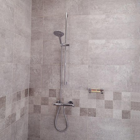 Cima Multi Function Slide Shower Rail Kit