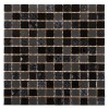 Nassau Black Wall Mosaic