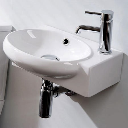 Florence Right Hand Cloakroom Basin