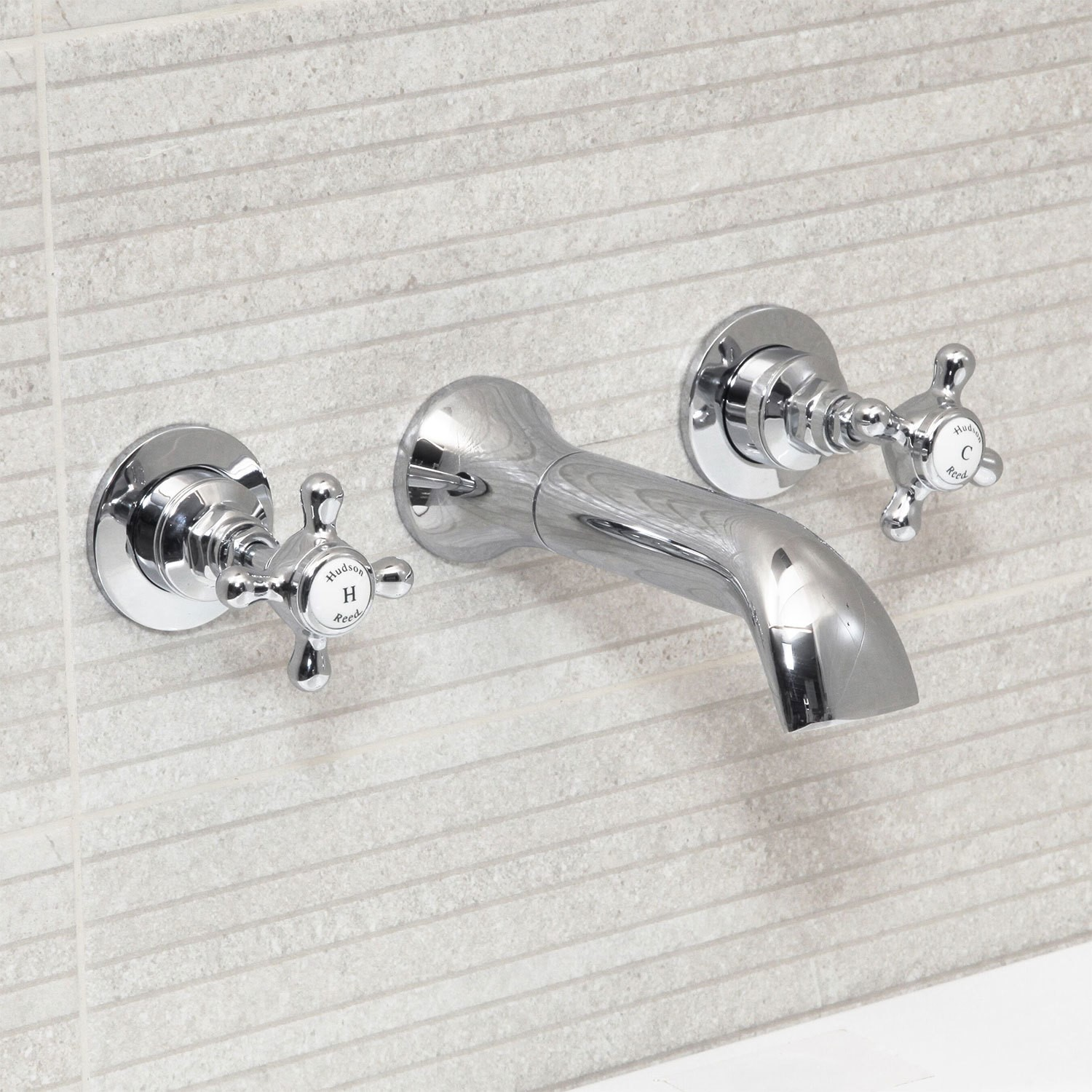 Park Royal Traditional Wall Mounted Bath Spout Tap Better Bathrooms