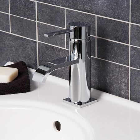 Disc Mono Basin Mixer Tap