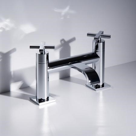 Crosshead Bath Filler Mixer Tap