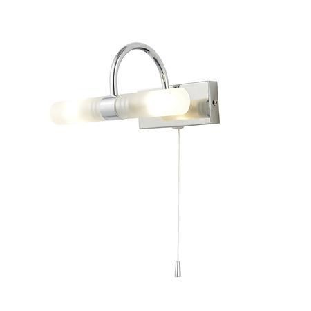 Arrow Chrome Wall Light