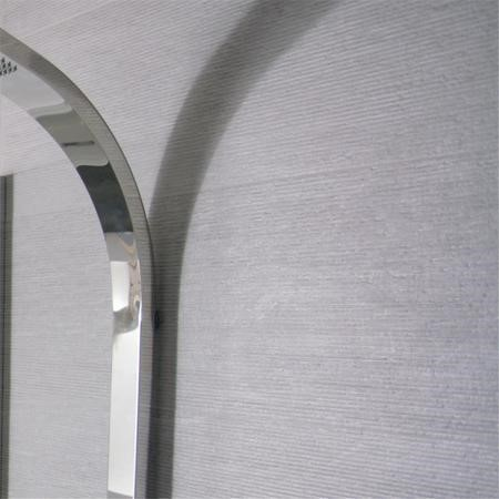 Large Format Rigato Grigio Rectified Wall Tile