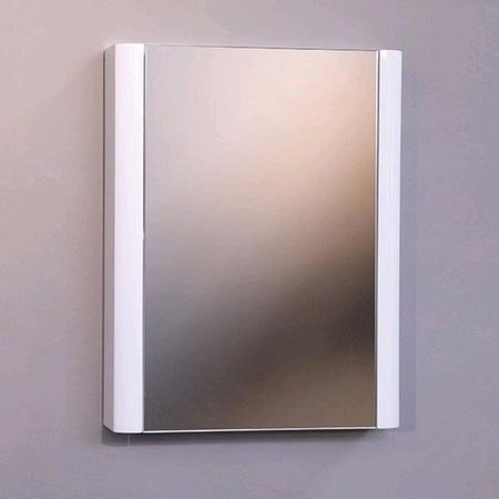 Voss 500 Single Door Mirror Cabinet