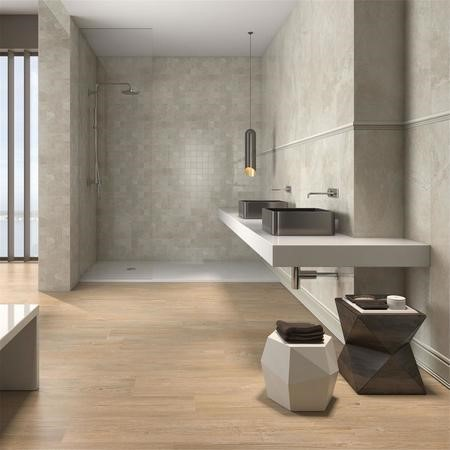 Large Format Arezzo Crema Rectified Wall/Floor Tile