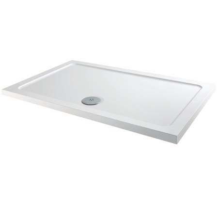 Slim Line 1100 x 760 Rectangular Shower Tray