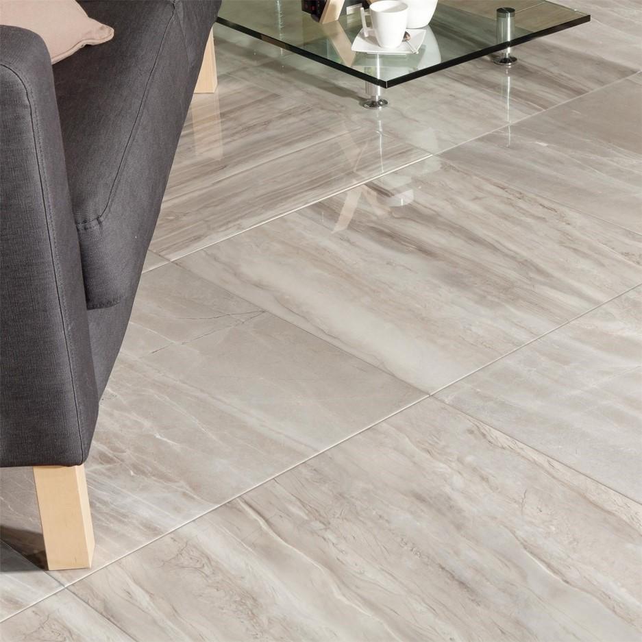 Atrium Kios Gris Glazed Porcelain Floor Tile
