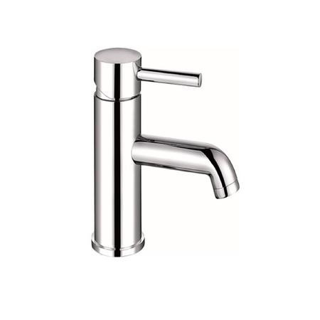 S9 Single Lever Round Basin Mixer Tap