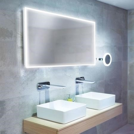 120 Illuminated LED Mirror - Divine Range