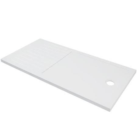 Slim Line 1600 x 800 Walk In Shower Tray
