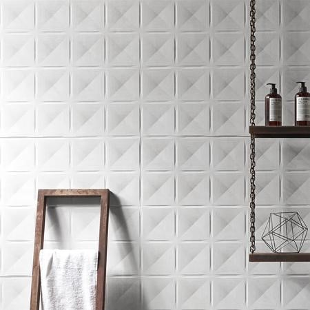 Leeds Concept Blanco Décor Wall Tile