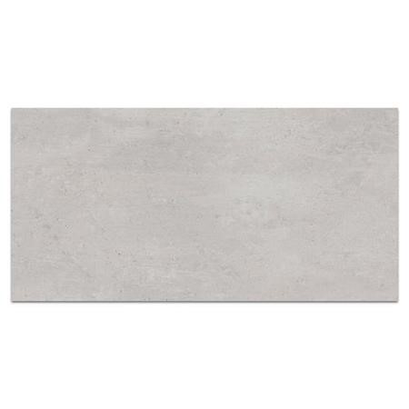 Cementi Light Grey Porcelain Wall/Floor Tile